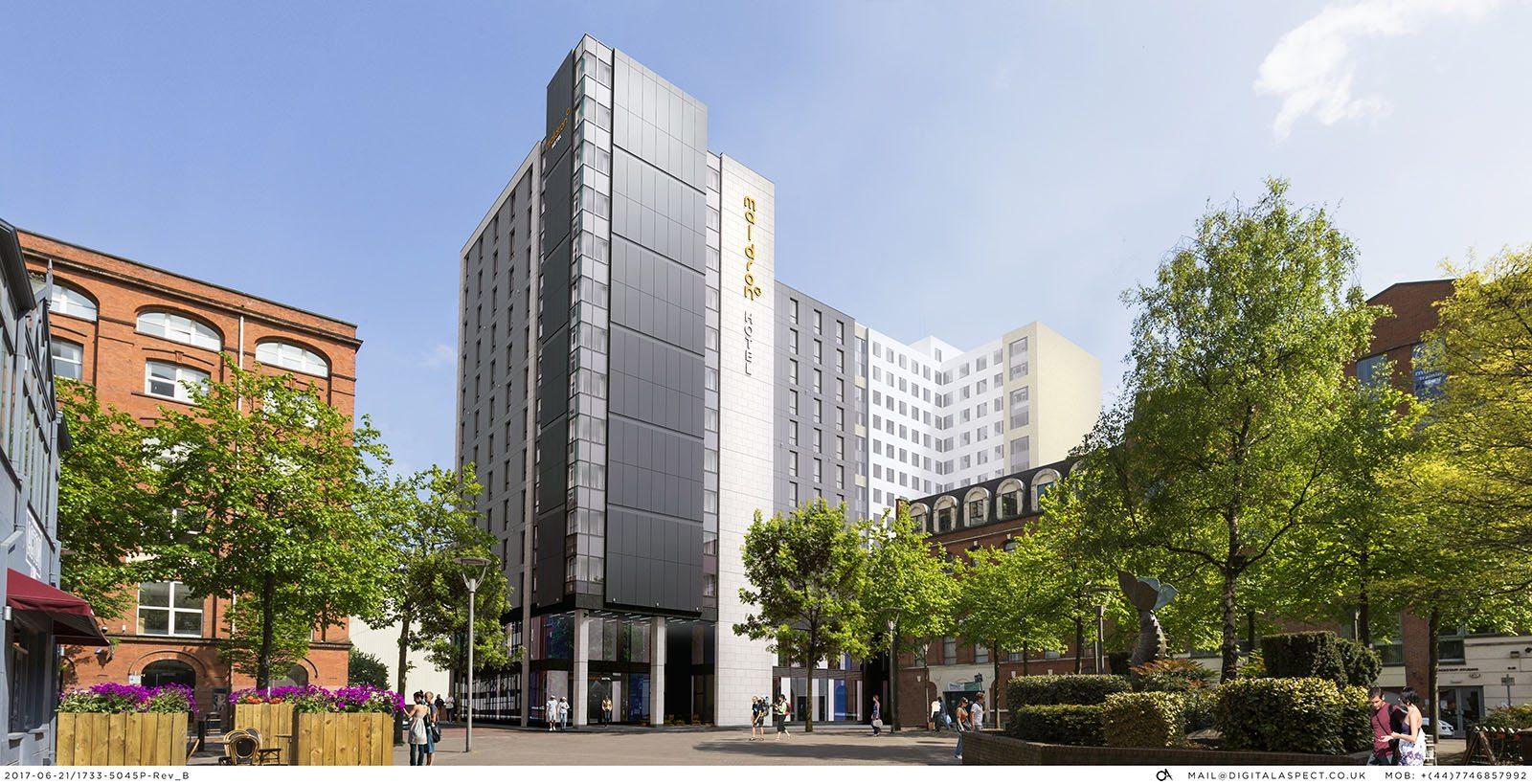 Star Hotels In Belfast